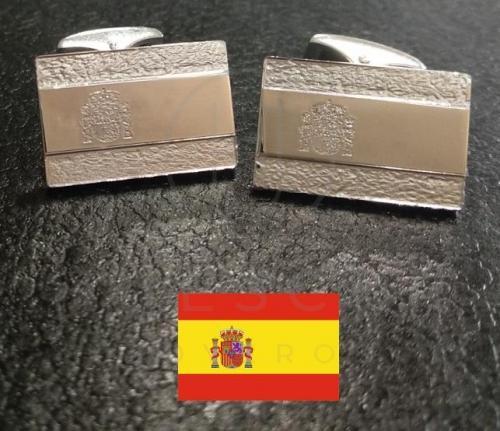 GEMELOS BANDERA DE ESPAÑA