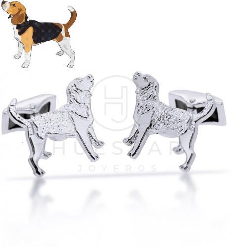 Gemelos perro raza beagle - copia