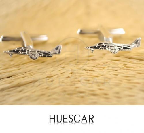 gemelos aviones plata (2)