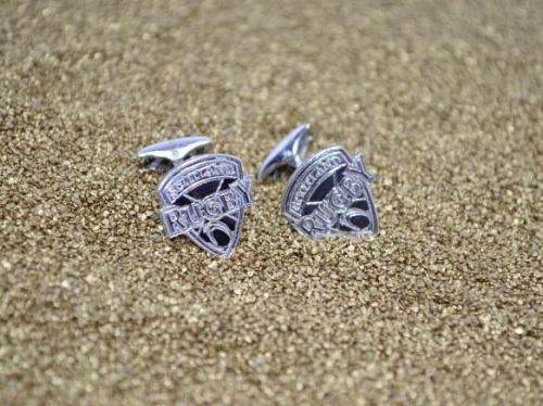 gemelos de plata rugby