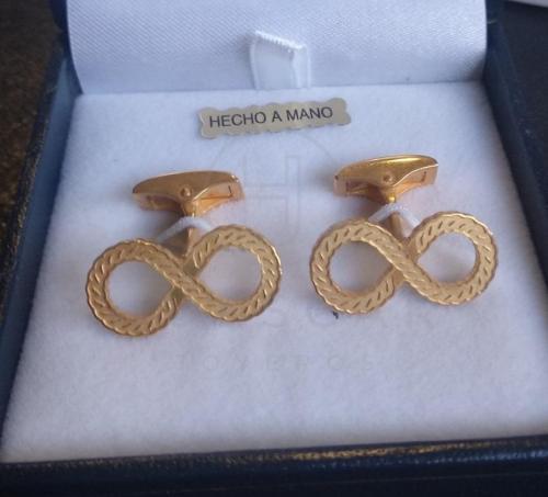 gemelos infinitos dorados