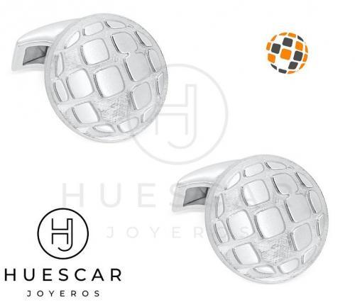 gemelos logos de empresas plata