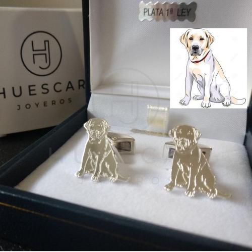 gemelos personalizados perros